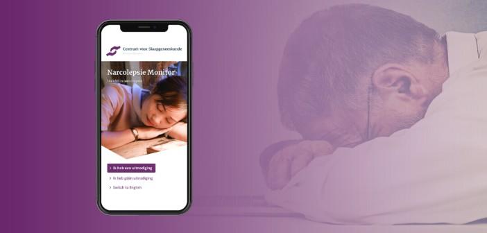 Narcolepsie Monitor App: Meer inzicht in je klachten